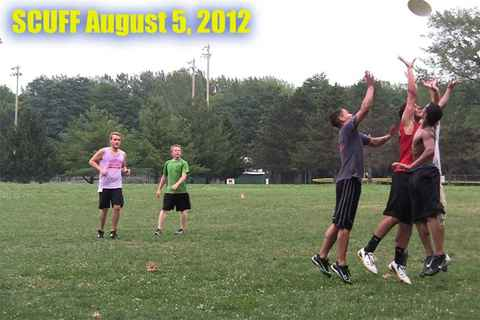 SCUFF Pick-up August 5, 2012