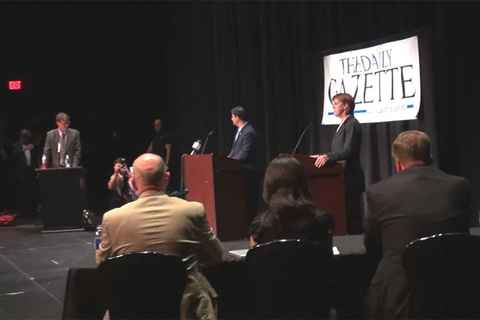 46th NY Senate District Candidate Debate