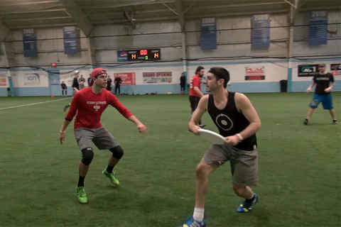 Huck All Night 2015 double-overtime finals point