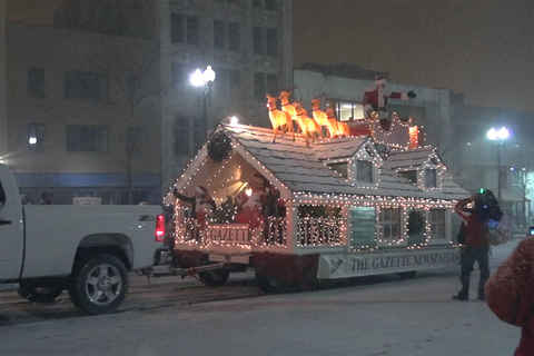 2013 Schenectady Holiday Parade