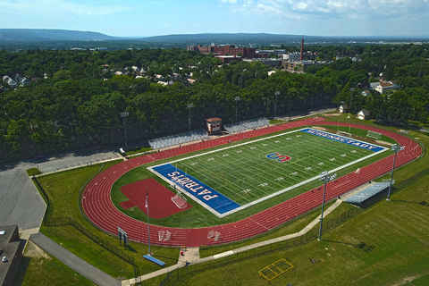 Schenectady High School Turf