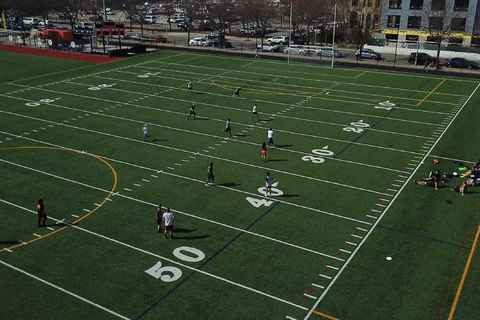 Pick-up ultimate at Skinner Apr 4, 2021